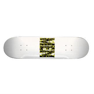 Ganz über Männer 20,6 Cm Skateboard Deck