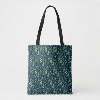 Ganz vorbei - Druck-Taschen-Tasche Tasche