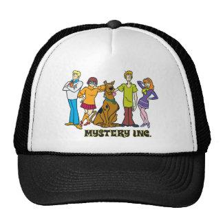 Ganze Gruppe 12 Mystery Inc Baseballcap
