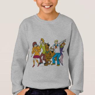 Ganze Gruppe 13 Mystery Inc Sweatshirt