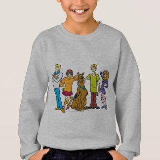 Ganze Gruppe 14 Mystery Inc Sweatshirt