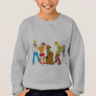 Ganze Gruppe 15 Mystery Inc Sweatshirt