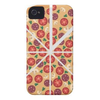 Ganze Pizza iPhone 4 Hüllen