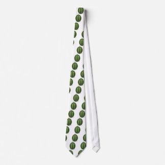 Ganze Wassermelone Krawatte