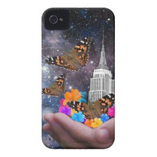 Ganze Welt in meinen Händen Case-Mate iPhone 4 Hülle