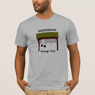 Garagen-Turnhalle T-Shirt