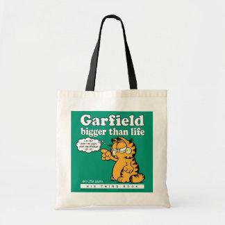 Garfield größer als Leben-Taschen-Tasche