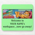 Garfield Logobox gehen jetzt Mousepad weg