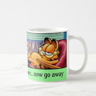 Garfield Logobox gehen jetzt Tasse weg