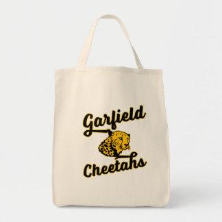 Garfieldcheetahs-Lebensmittelgeschäft-Tasche Tragetasche