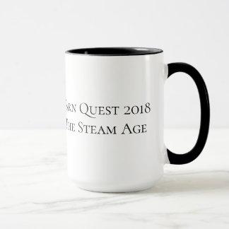 Garn-Suche die Dampf-Alters-Tasse Tasse