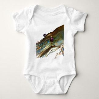 Garnele Baby Strampler