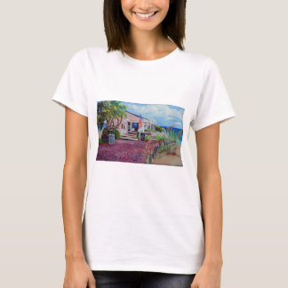 Garnele-Bretterbude T-Shirt