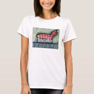 Garnele Ebi Sushi-T - Shirt durch Campbell Jane