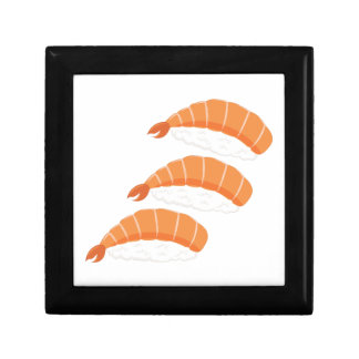 Garnele-Sushi Geschenkbox
