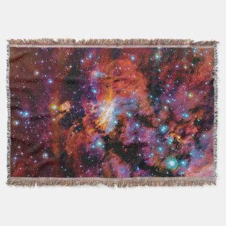 Garnelen-Nebelfleck IC 4628 - buntes Weltraum-Foto Decke