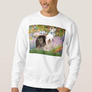 Garten - altes Englisch 12 (stehend) Sweatshirt