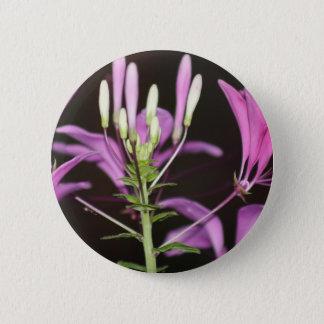 Garten-Blume Runder Button 5,7 Cm