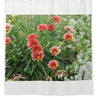 Garten-Blumen-Duschvorhang Duschvorhang