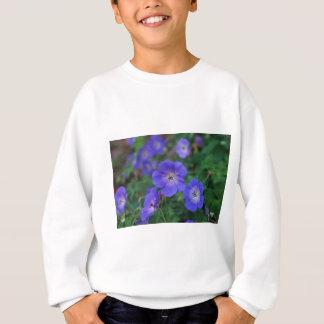 Garten-Blumen Sweatshirt