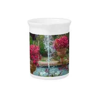 Garten-Brunnen Krug