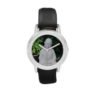 Garten Buddha Armbanduhr