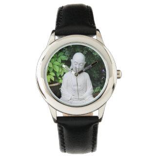 Garten Buddha Uhren