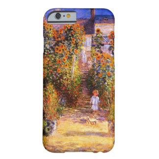 Garten Claudes Monet-Monets bei Vétheuil Barely There iPhone 6 Hülle