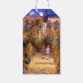 Garten Claudes Monet-Monets bei Vétheuil Geschenkanhänger