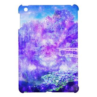 Garten der Ruhe iPad Mini Hülle