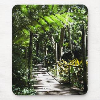 Garten des schlafenden Riesen, Fidschi Mousepad