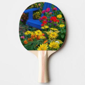 Garten entwirft in unserem Garten Sammamish, 3 Tischtennis Schläger