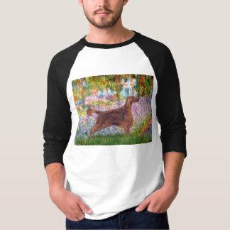 Garten - Irischer Setter 1 T-Shirt