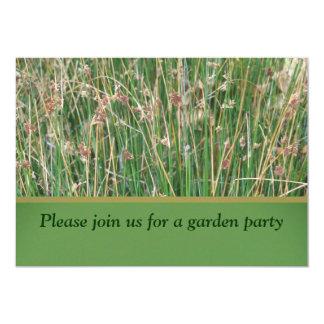 Garten-Party 12,7 X 17,8 Cm Einladungskarte