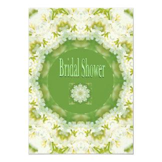 Garten-Party-Brautparty-Einladungen 12,7 X 17,8 Cm Einladungskarte