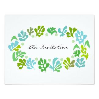 Garten-Party Einladung
