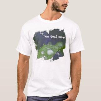 Garten-Regentropfen; Kundengerecht T-Shirt
