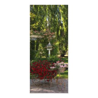 Garten Save the Date, wedding Einladung, Party 10,2 X 23,5 Cm Einladungskarte