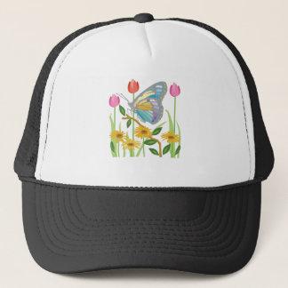 Garten-Schmetterling Truckerkappe