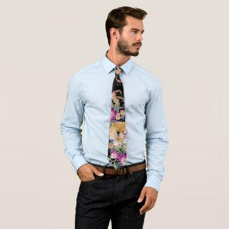 GARTEN-TANZ Chow-Chow - Designerkrawatte durch Krawatte