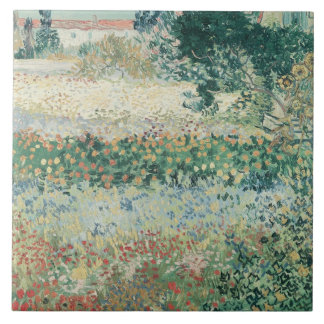 Garten Vincent van Goghs | in der Blüte, Arles, Fliese