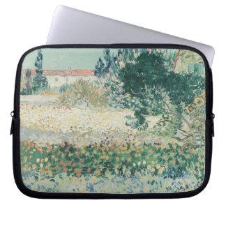 Garten Vincent van Goghs | in der Blüte, Arles, Laptopschutzhülle