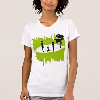 Garten von Eden-T - Shirt