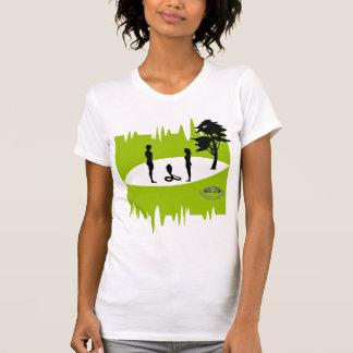 Garten von T - Shirt Edens (mit naijalife Logo)