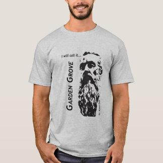 Garten-Waldungs-Gründer-T-Stück T-Shirt