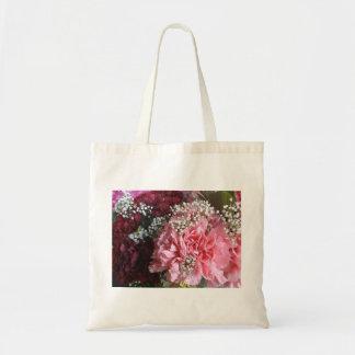 Gartennelken-Taschen-Tasche Tragetasche