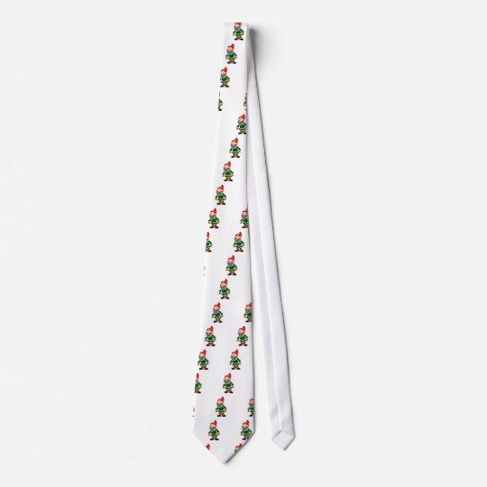 Gartenzwerg Wichtel garden gnome Individuelle Krawatte