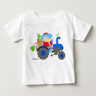 Gärtner-Bauersbabyjunge T-Shirts