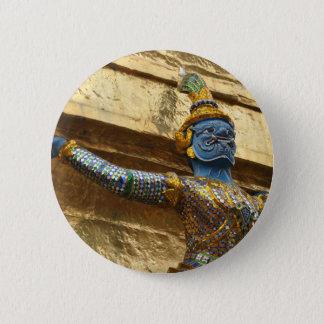 Garuda allein runder button 5,1 cm