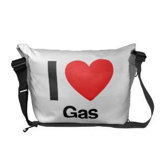 Gas der Liebe I Kuriertaschen